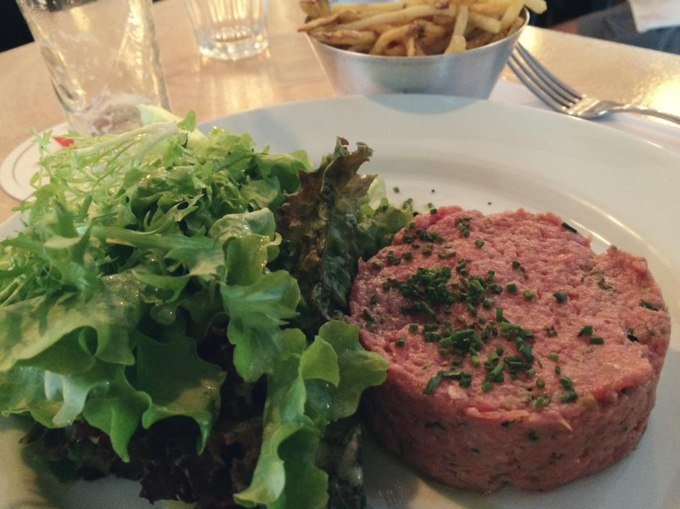 le french tartare